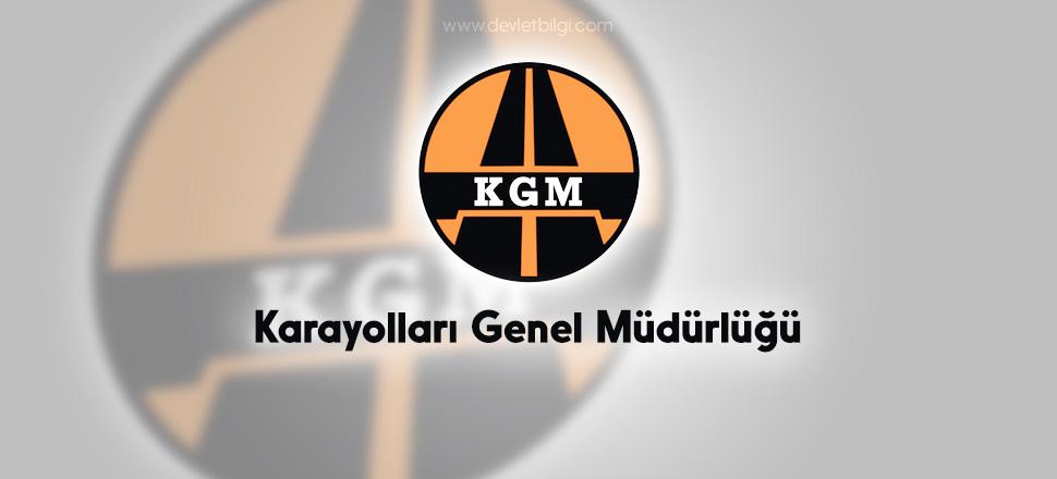 Karayolları Genel Müdürlüğü (KGM) Memur Personel Alımı 2016