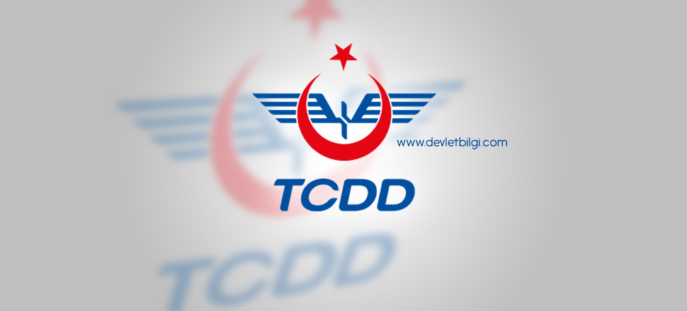 TCDD Memur Alımı 2016