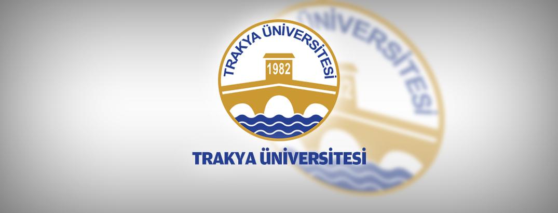 Trakya Üniversitesi Öğretim Elemanı Alım İlanı 2016
