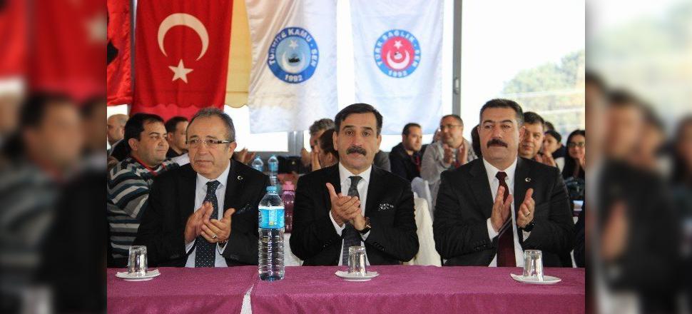 Türk Sağlık-Sen: Memuriyet İdarecilerin İnisifiyatına Bırakılmamalı