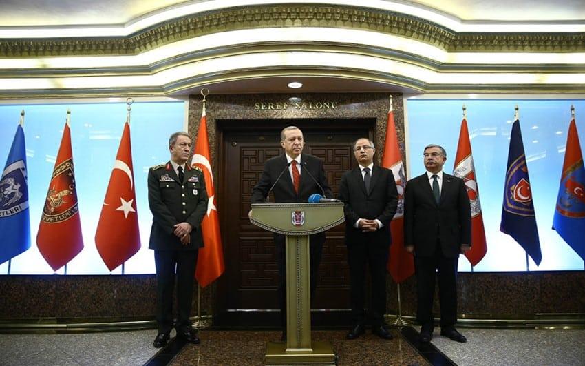 Cumhurbaşkanı Erdoğan: Ankara'daki Patlama, Dostlarımızın PKK ile PYD-YPG Bağlantısını Daha İyi Anlamalarına Vesile Olacaktır