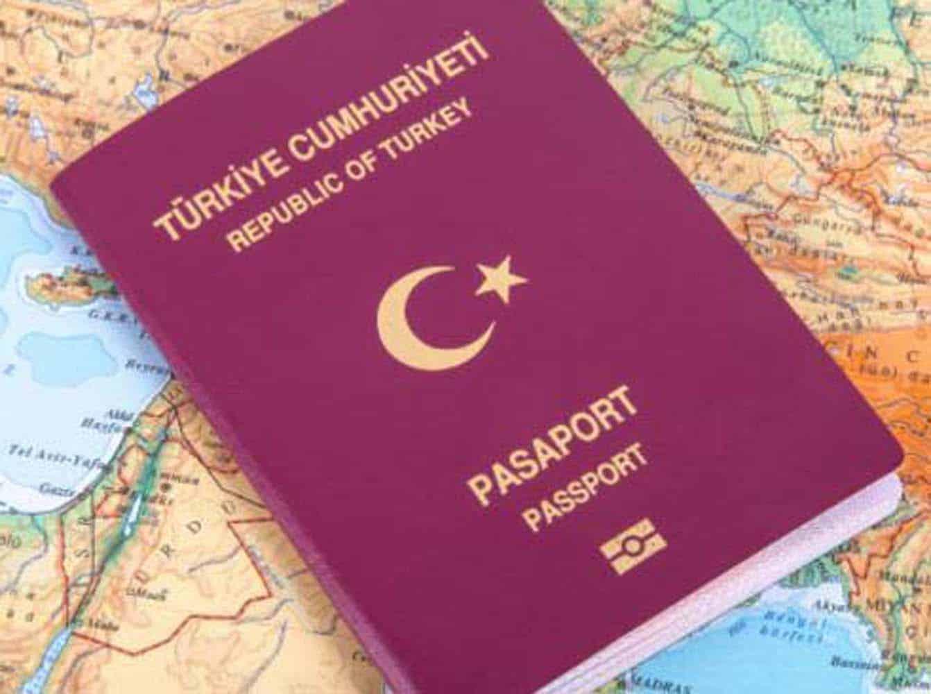 Bakan Bozkır'dan Pasaport Açıklaması!