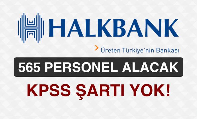 Türkiye Halk Bankası Personel Alımı 2016