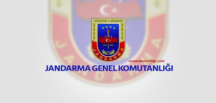 Jandarma Genel Komutanlığı Uzman Erbaş Alımı 2016