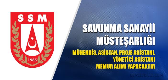 SSM Sözleşmeli Memur Personel Alımı 2017