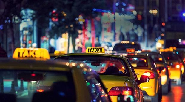 Taksi Ücretlerine Yüzde 15 Zam