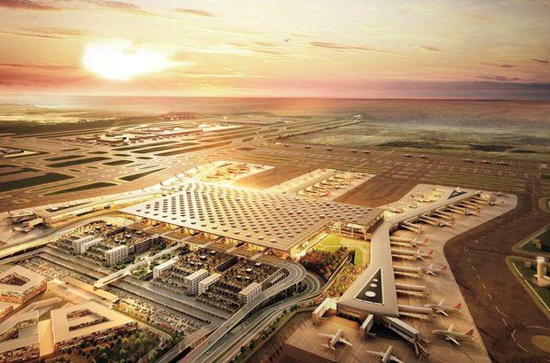 İSKİ'den Yeni Havalimanı suyuna acil yatırım