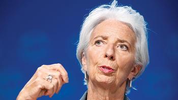 IMF'den ABD'ye borç uyarısı