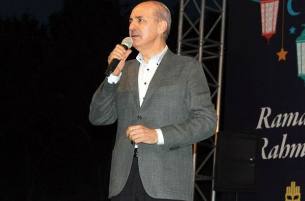 Son dakika: AK Partili Kurtulmuş: Güvencemiz genç kadrolarımızdır