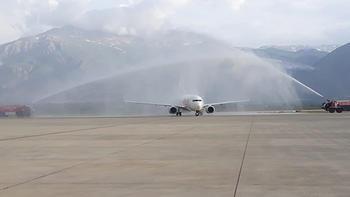 Pegasus'un Erzincan-İzmir uçak seferleri başladı