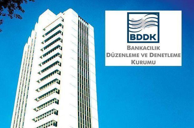BDDK'dan bankalarla ilgili önemli açıklama