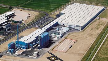 Şişecam İtalya'da ikinci tesisi açtı