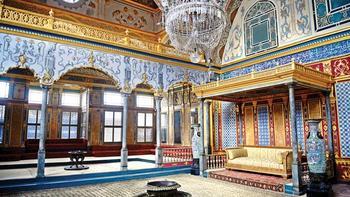 'Topkapı Sarayı'nda 2 milyon rekoru