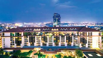 Çinliler Şahenk'in 'Hyatt'ına talip