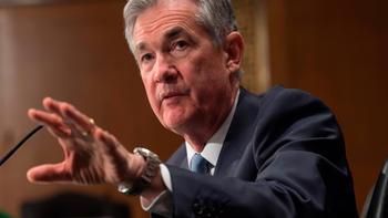 Powell: Resesyon riski yüksek değil