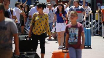 """""""40 milyon turist hedefi aynen devam ediyor"""""""
