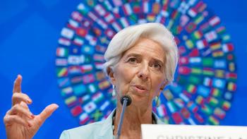 Lagarde'dan küresel ekonomi değerlendirmesi