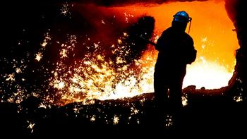 İSO Türkiye İmalat PMI Eylül'de 42.7 oldu