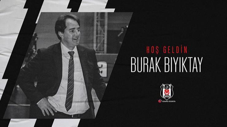 Beşiktaş Sompo Sigorta yeni başantrenörünü açıkladı