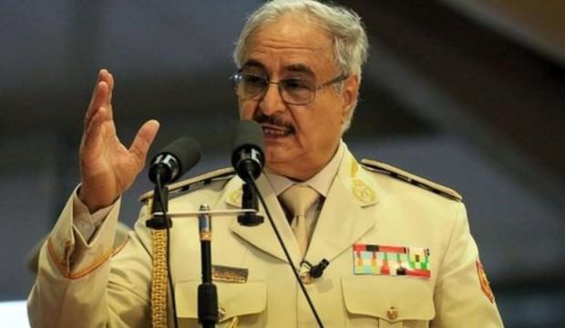 BM Libya Özel Temsilcisi Salame'den darbeci Hafter'e kınama