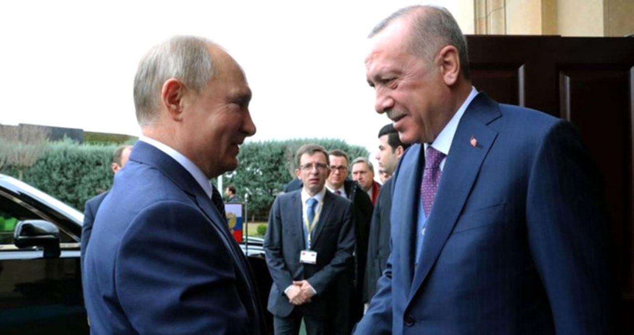 Çavuşoğlu: Erdoğan ve Putin, Libya için ateşkes çağrısı yaptı