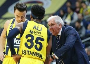 Fenerbahçe, Olympiakos'a konuk oluyor. basketbol haberleri