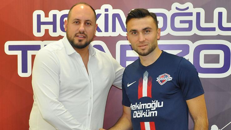 Hekimoğlu Trabzon, Abdulkadir Özdemiri transfer etti