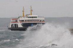 İstanbul'da fırtına: İDO ve BUDO seferleri iptal edildi