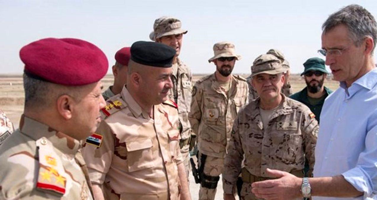 Kasım Süleymani'nin ölümü sonrası NATO, Irak'taki askerlerinin yerini geçici olarak değiştirdi