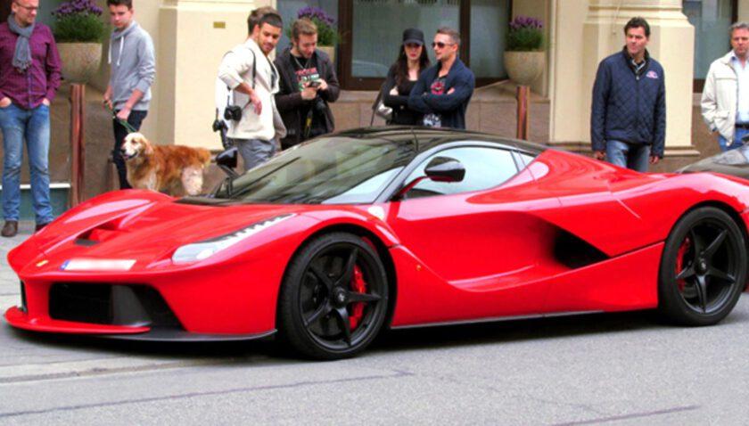 Lüks ve ultra lüks otomobil satışlarında rakamlar belli oldu! Geçen sene 20 Ferrari satıldı