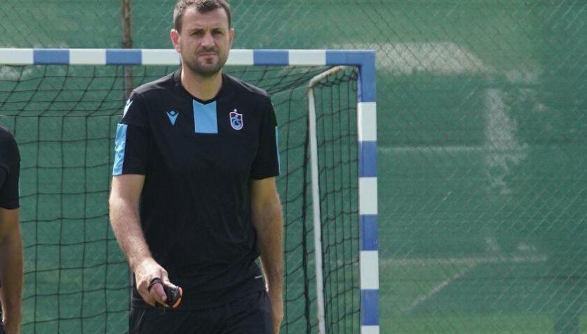 Trabzonspor'da yardımcı antrenörler için çalışmalar sürüyor