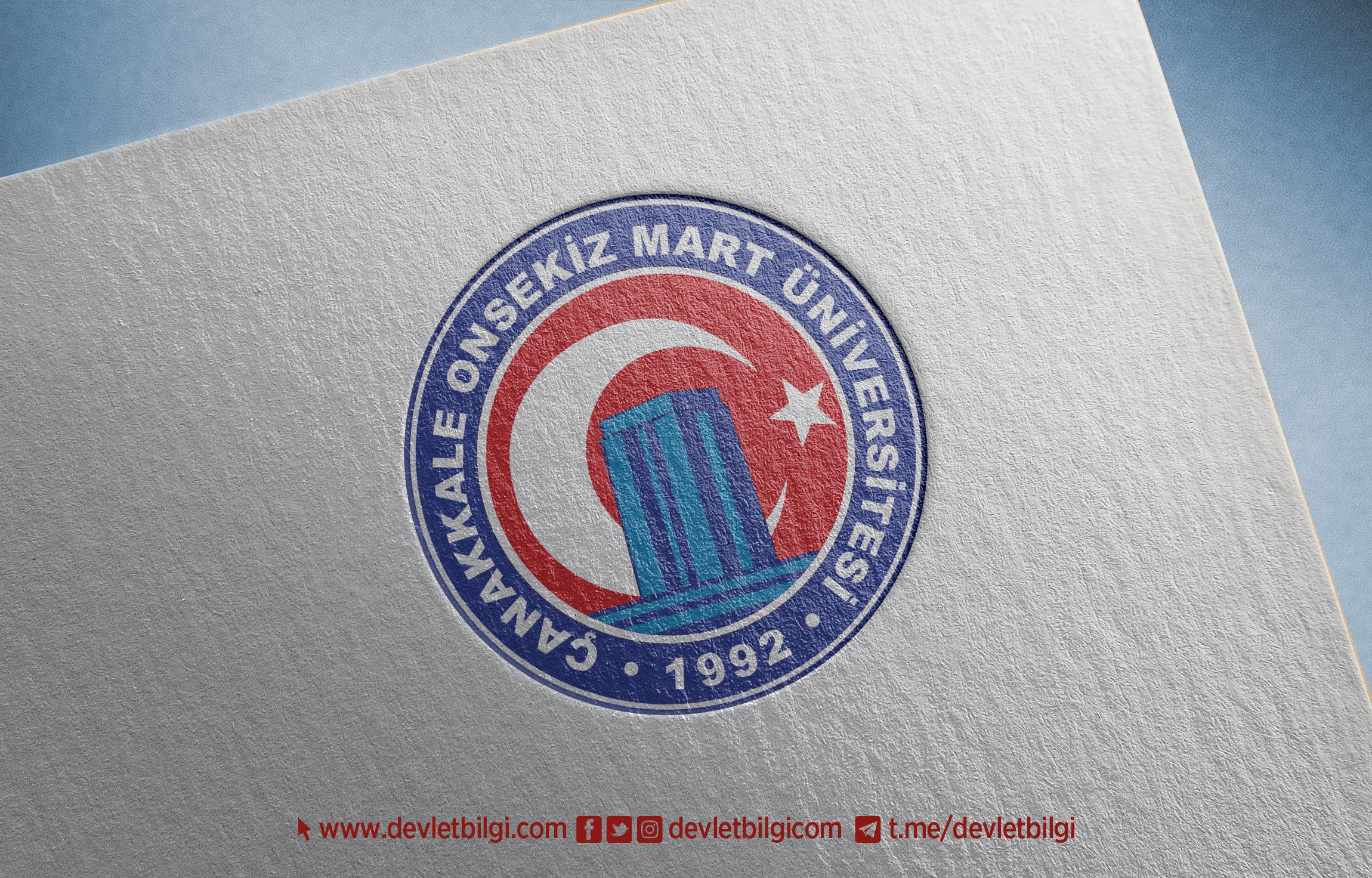 Çanakkale Onsekiz Mart Üniversitesi 37 Akademik Personel Alımı Yapacak