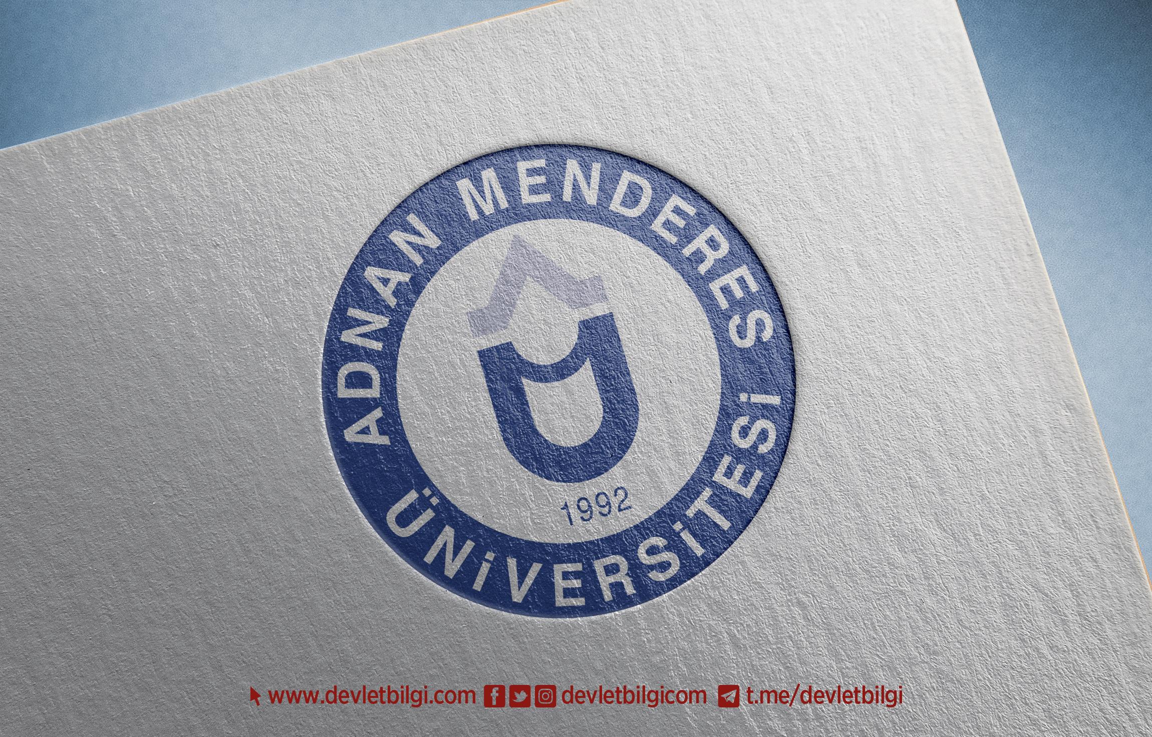 Aydın Adnan Menderes Üniversitesi 31 Akademik Personel Alımı Yapacak